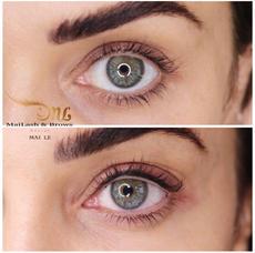 Combo Lash Liner & thin Eyeliner