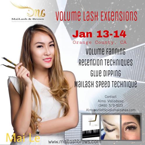 Eyelash Extensions Orange County