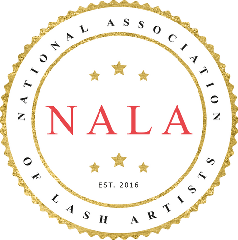 member of national association of lash artists