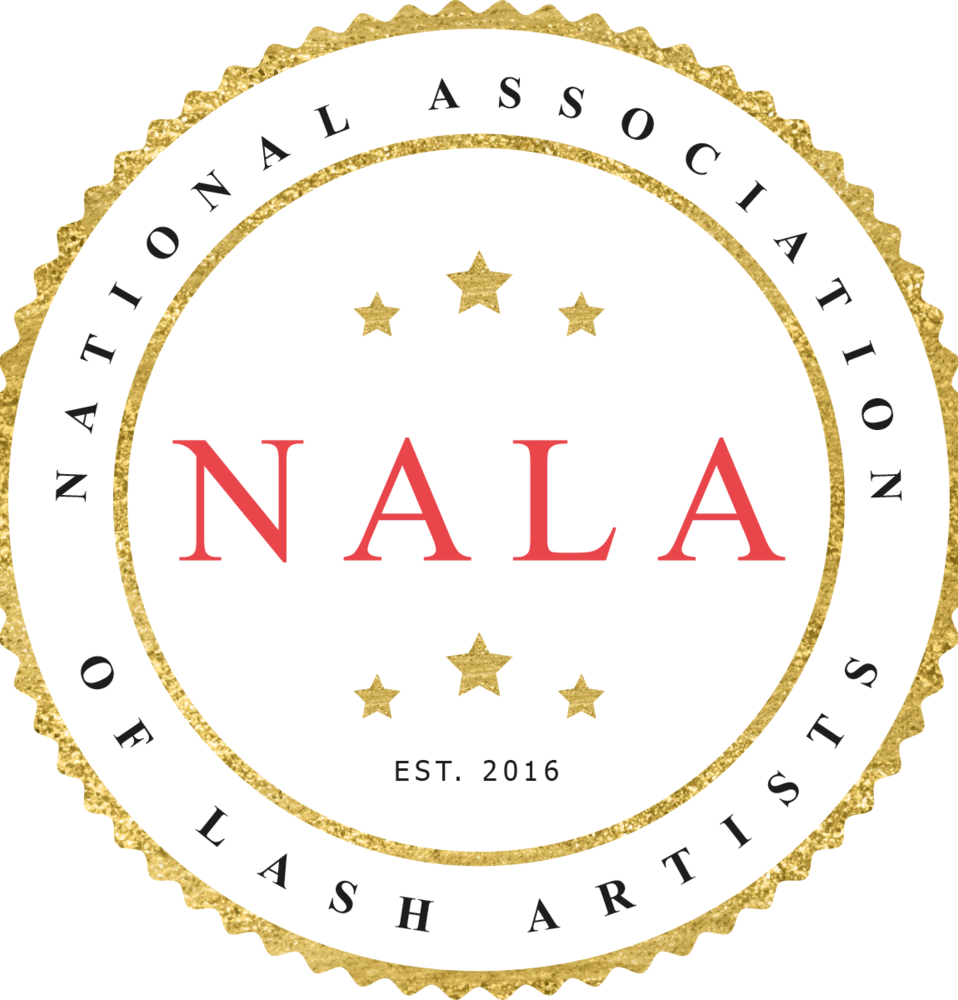 member of national association of lash artists