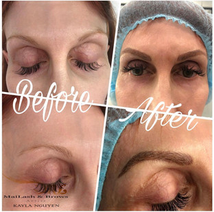 scottsdale lashes and microblading