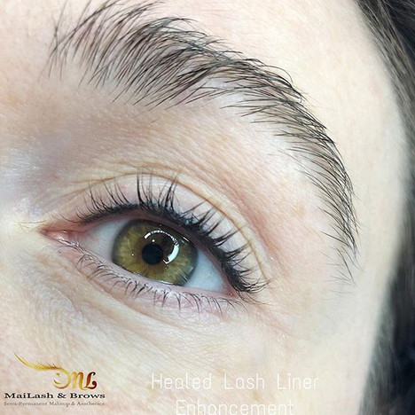 Healed Lash Liner. Clients are loving th