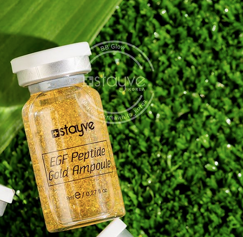 EGF Peptide Gold Ampoule