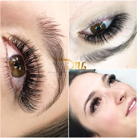 Volume 3D lashes for Miss Surprise
