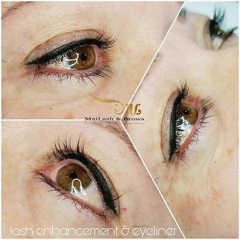 Lash enhancement is eyeliner that tightline your lash line making lashes appear fuller and thicker from the base.jpg