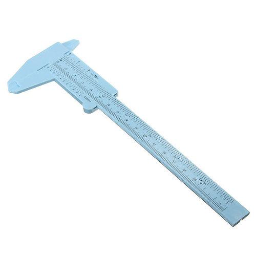 Eyebrow Plastic Caliper Rulers