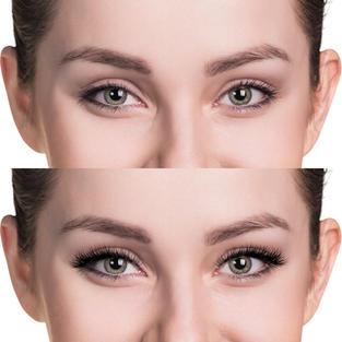 Hybrid lashes short lengths