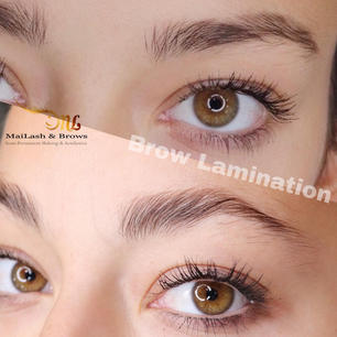 brow lamination in scottsdale