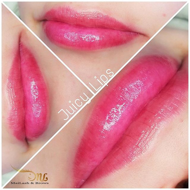 Juicy Lips 👄 for girls who naturally have defined and full lips who, want to add pigments to the inside lips without liner._.jpg