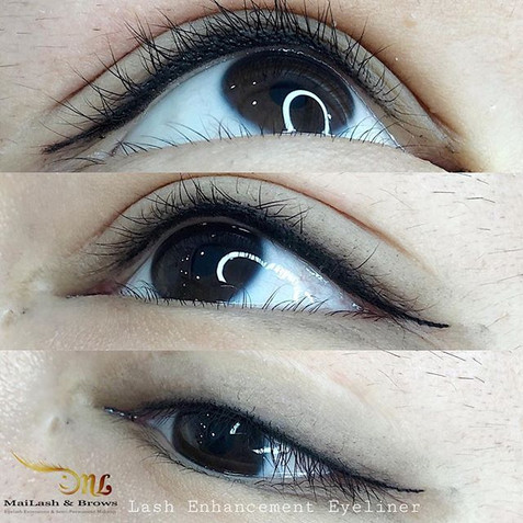 👁Lash Enhancement with a little eyeliner flick in the end. Soft and Subtle enhancement.jpg