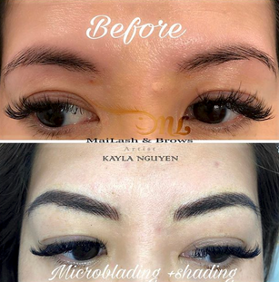asian microblading and shading in scottsdale, az