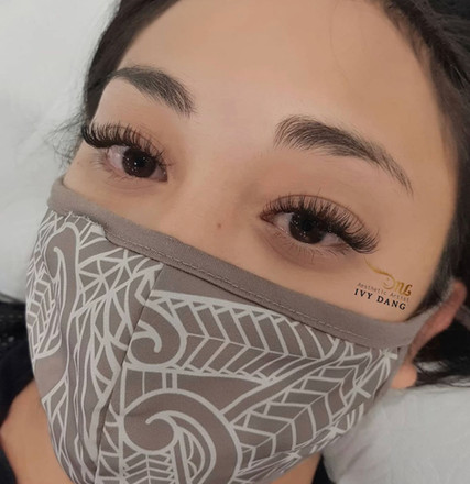 wispy volume lashes