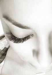 Volume natural lash extensions & lash lift lash perm