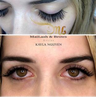 beautiful eyelash extensions in phoenix area
