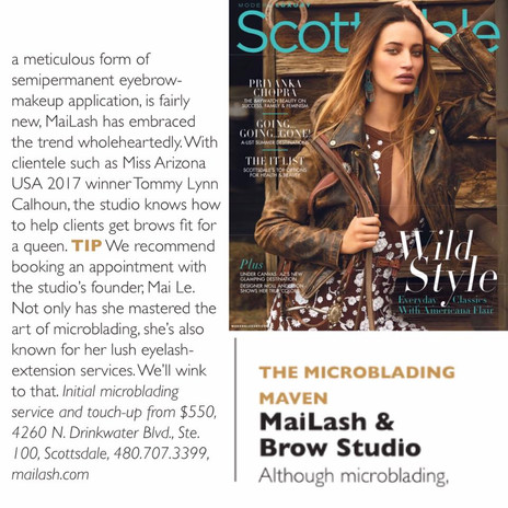 best microblading in scottsdale