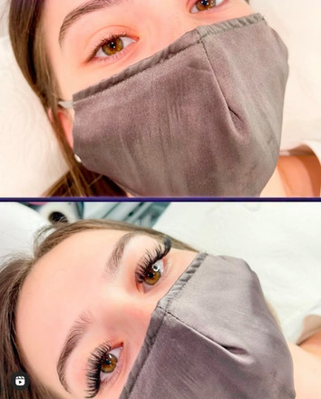 natural classic lashes