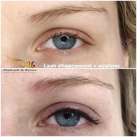 🌼Lash enhancement is the most natural e