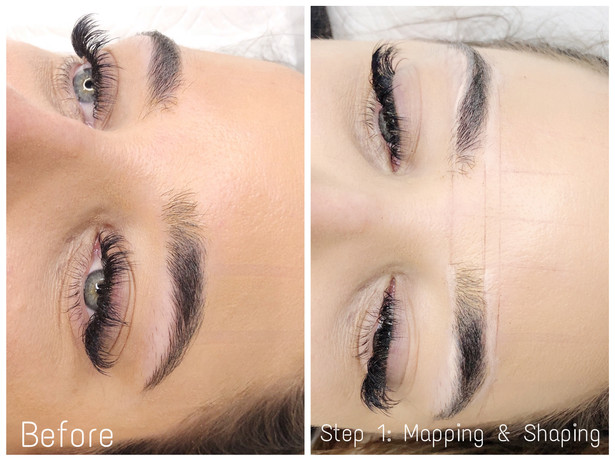 Henna Brows |  the non-permanent eyebrows
