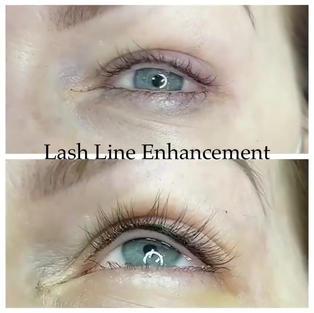 Lash liner only