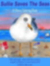 seagull plastic pollution book cover