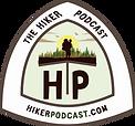 The Hiker Podcast logo 3 2020 6x6.webp