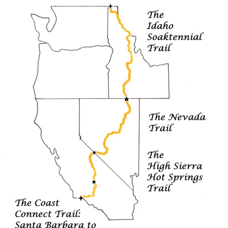 A Brief History of The Hot Springs Trail