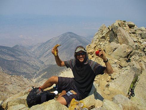 Aria Zoner - Whole Food Hiker - Hot Spri