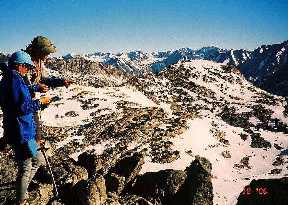 The High Sierra - Aria Zoner