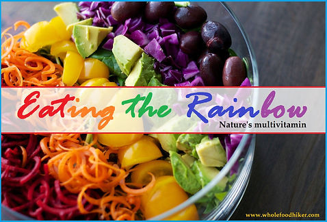 Eating the Rainbow - by Aria Zoner - The