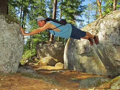 Trail Yoga - Aria Zoner - Whole Food Hik