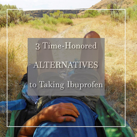 3 Time-Honored Alternatives to Taking Ibuprofen
