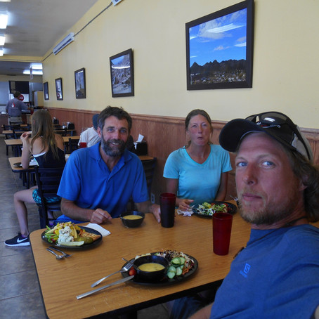 3 Ways to Eat Healthy On Trail