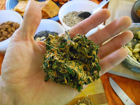 Kale Chips - by Aria Zoner.JPG