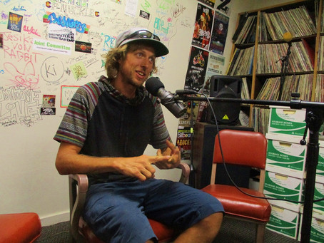 The Hot Springs Trail Interview on KMMT 106.5 FM