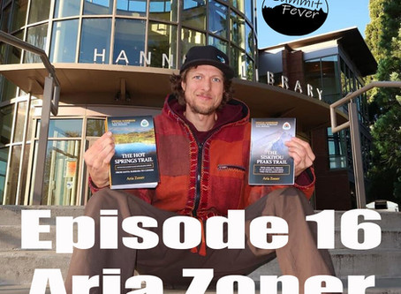 Aria Zoner on The Summit Fever Podcast