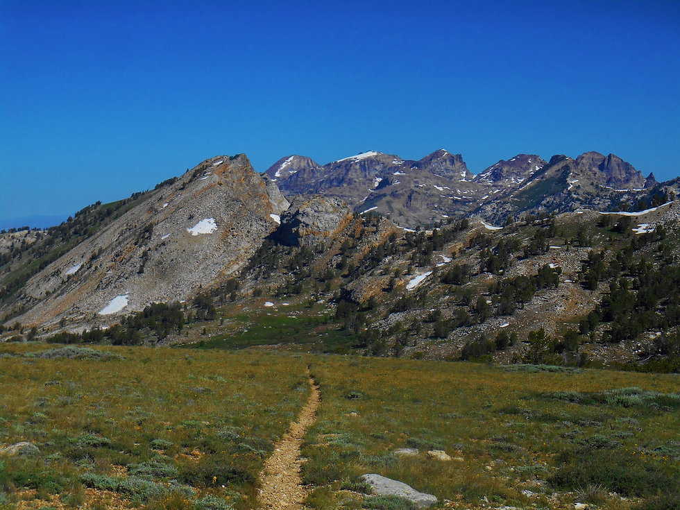 The Hot Springs Trail - Exceptional Sect
