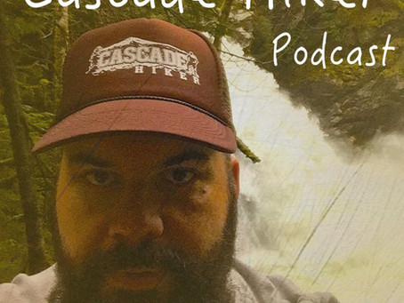 Aria Zoner on The Cascade Hiker Podcast