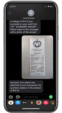 open business checking account online with auto receipt capturing mobile Profit bank