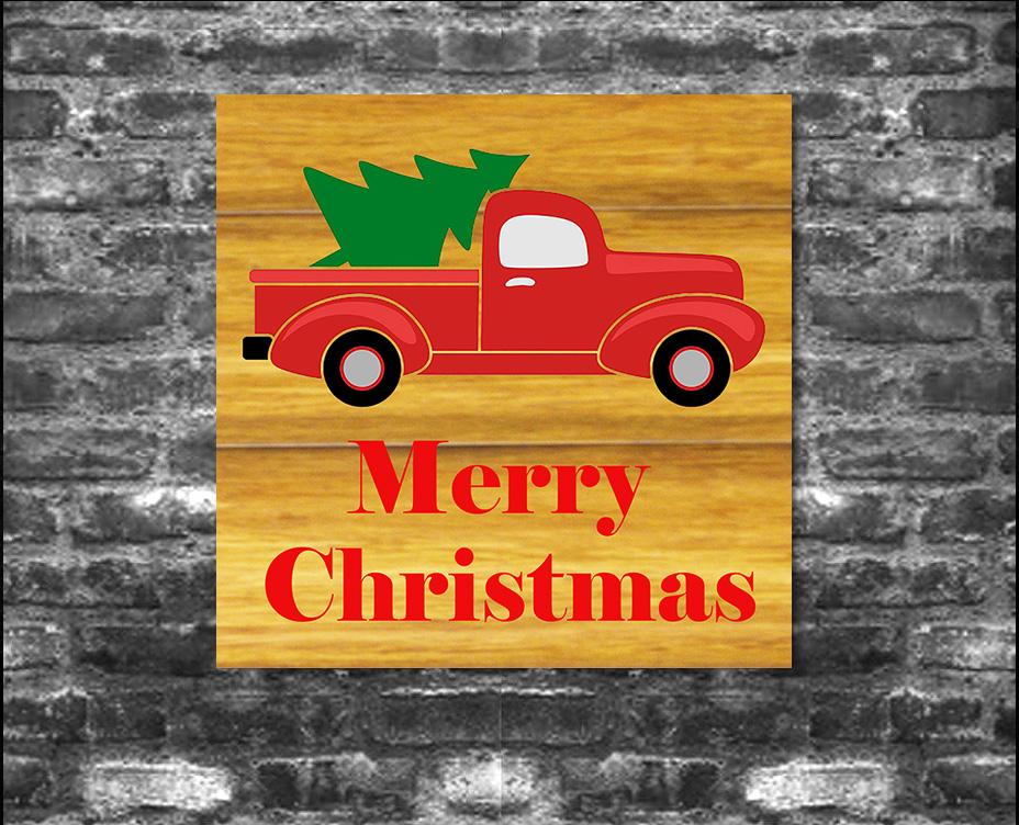 C4: Christmas Truck