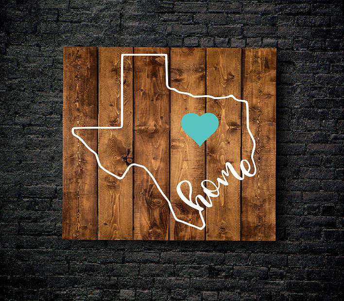 11: Texas Home