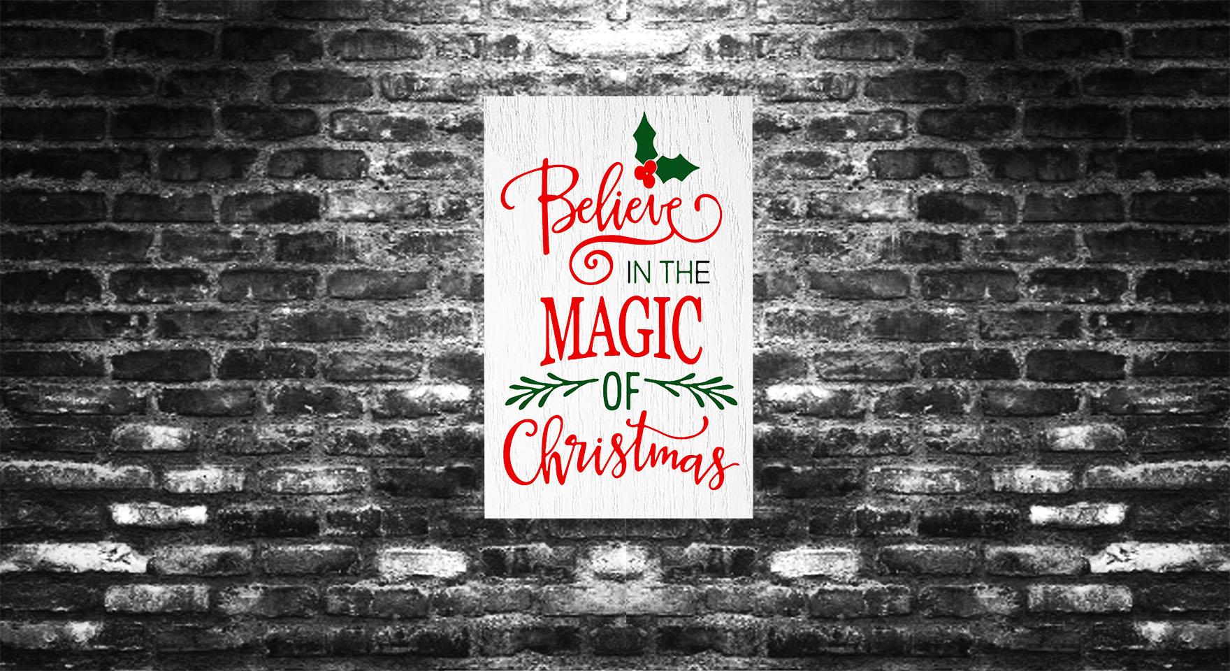 C3: Believe in the Magic