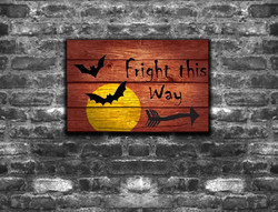 #204 Fright this way