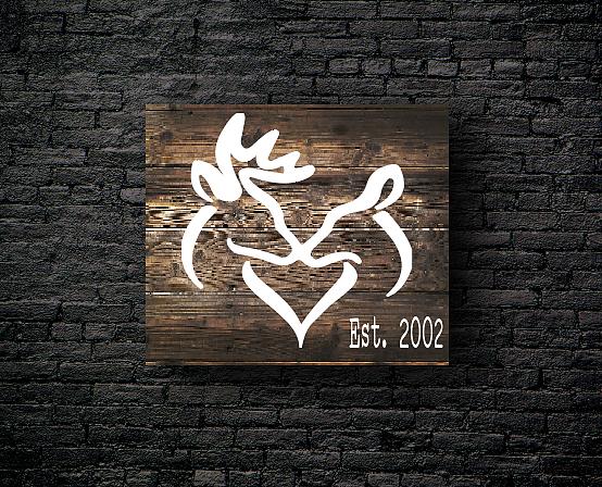 2: Deer Kiss, Est. Year
