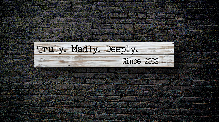 10: Truly Madly Deeply