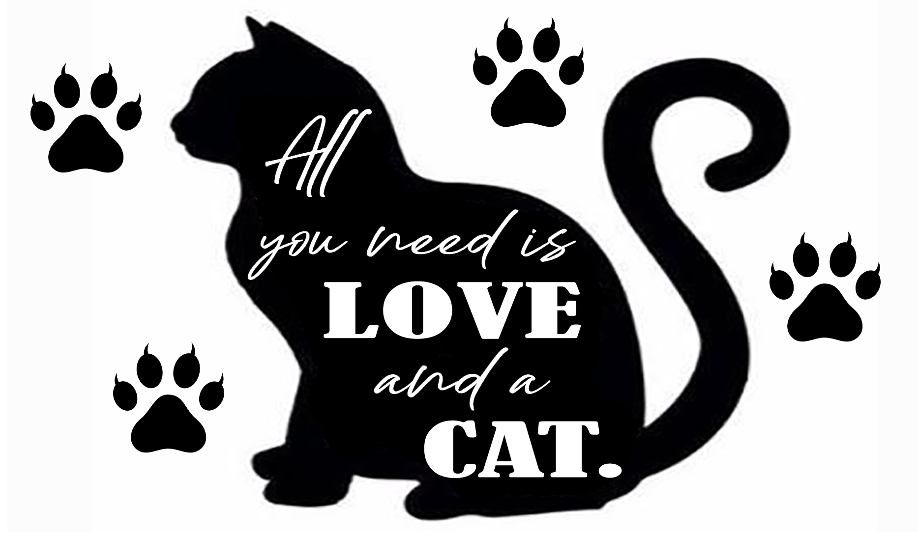 PET9: All you need is Love and a Cat