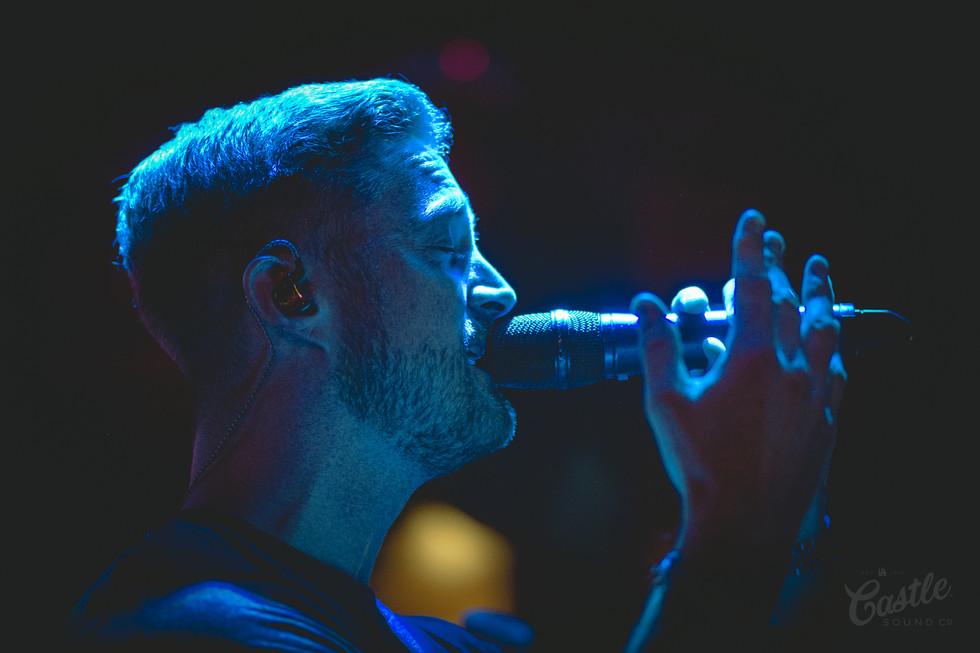 Nashville Singer at Aldeans