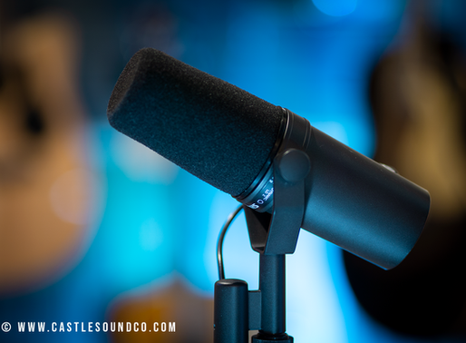 The Best, First Microphone!