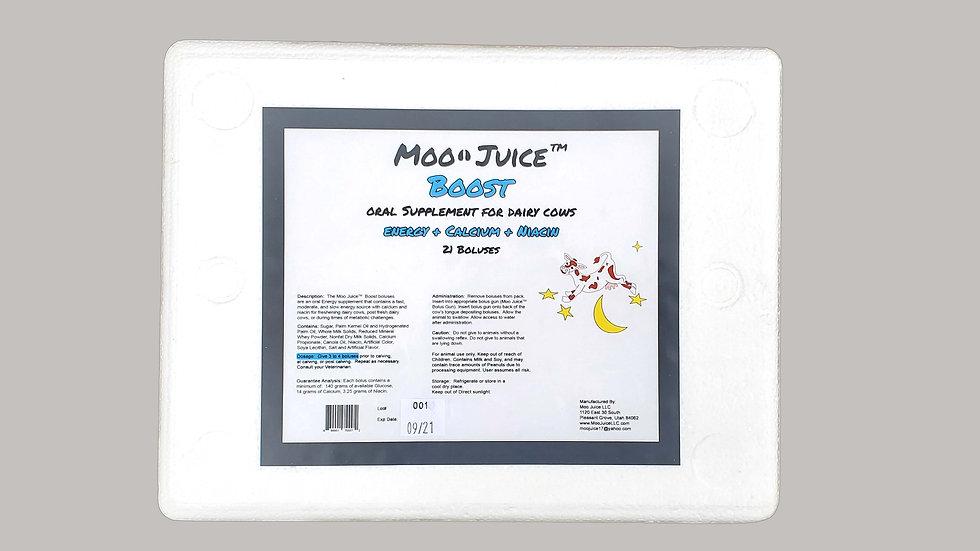 Moo Juice Boost --21 boluses