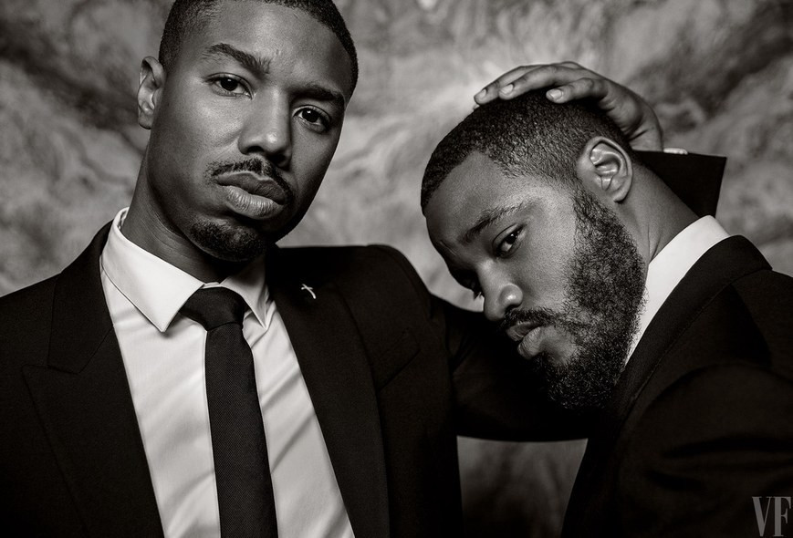 Michael B & Ryan Coogler