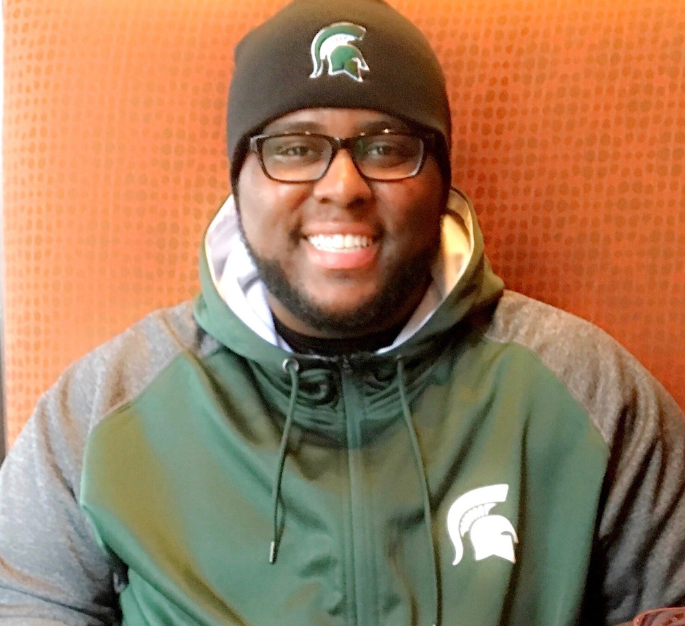 Mr. Ellison graduated from Michigan State University in 2012